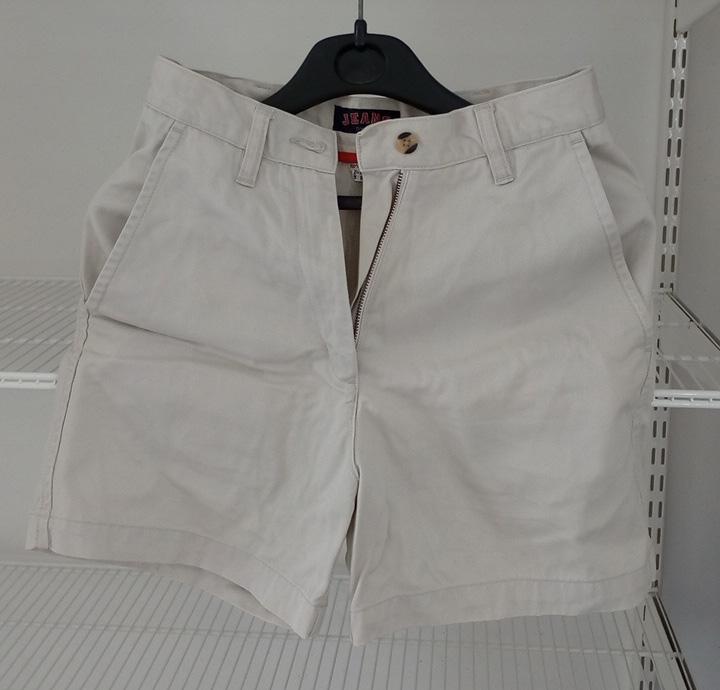 bb8ca3bbe0 Short coton blanc cassé | BIG-CE